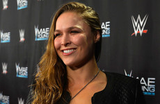Ronda Rousey to be the first woman inducted into UFC's Hall of Fame