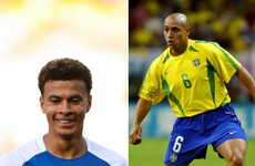 'He has the swagger of a Brazilian' - Roberto Carlos backs Alli to impress at World Cup