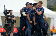 England embarrassed as Scotland claim greatest victory in their history with shock ODI win