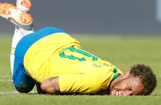 Neymar accuses opponents of 'UFC' tactics after surviving first start since February