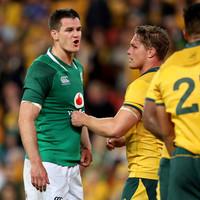 Ireland under pressure in Melbourne but Schmidt feels they aren't far off