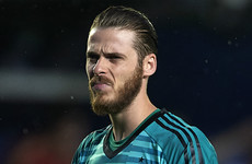 De Gea refuses to rule out Real Madrid move as Man Utd goalkeeper focuses on Spain's World Cup bid