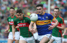 Tipperary at home to Mayo, Tyrone travel to Carlow - the latest GAA football qualifier draw