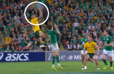 Analysis: Ireland take punishment from Israel Folau's freakish aerial game