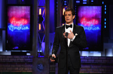 Andrew Garfield is winning praise for his emotional Tonys speech dedicated to the LGBTQ community