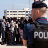 Spain allows stranded rescue boat with over 600 migrants, including 7 pregnant women, to dock