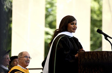 Mindy Kaling spoke candidly about her fears about being a single mother after her daughter was born