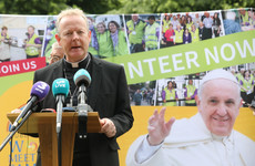 'Of course' LGBT couples welcome to volunteer says Archbishop: 'It's also a Catholic event'