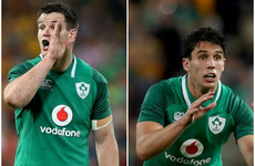 Sexton set to call the shots after Carbery gets crucial experience in Oz