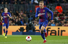 Barcelona sell Spanish winger Deulofeu to Watford for €13m