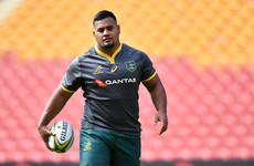 Once a viral hit, Tongan Thor now making an explosive impact for Wallabies