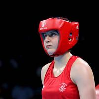 Irish boxers Walsh and Harrington win bronze at European Championships