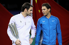Federer hails Nadal's 'unimaginable' achievement but targets reclaiming top spot
