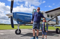 No evidence of engine failure in crash that killed pilot and seven-year-old boy