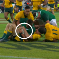 Analysis: The CJ Stander non-try that could have changed the first Test