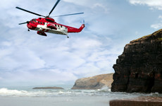 Man airlifted after getting into difficulties at Cork beach has died