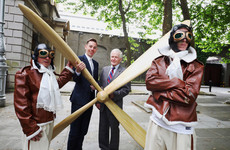 Heroes of the first transatlantic flight Alcock and Brown to be celebrated at Clifden centenary