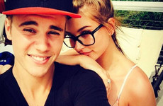 Looks like Justin Bieber's moved on from Selena with his other ex Hayley Baldwin... it's The Dredge