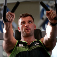 'Only Tadhg could have told you how good Tadhg could be': Beirne built for international rugby after testing road to the top