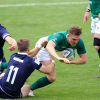 Ireland one match from U20 World Cup relegation after being torn apart by 6-try Scots