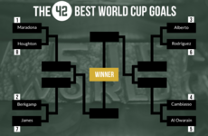 Here are all of the contenders in The42's Best World Cup Goals bracket
