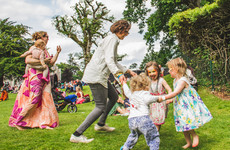 WIN: Family tickets to Groove Festival at Killruddery House this July