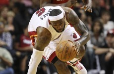 I'm LeBron, baby! James fires Heat into NBA play-offs