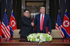 Trump hails summit with Kim: 'The World has taken a big step back from potential Nuclear catastrophe!'
