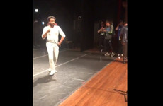 Donald Glover surprised a load of high school students at their graduation because he's a legend