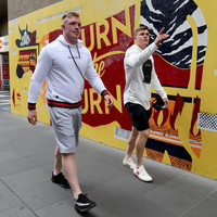 Letter from Melbourne: Wallabies struggle for attention in AFL country