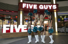 Burger chain Five Guys is opening a joint in Swords Pavilions' new 'restaurant quarter'