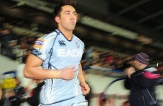 We don't want him: Connacht deny Gavin Henson link
