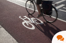 Opinion: 'Cyclists would rather not be sharing road space with lorries, buses, and cars'