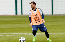 All hands on deck to help Messi perform at his best, say Argentina team-mates