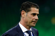 'We do not have time to regret:' Hierro looking ahead with Spain after Lopetegui sacking