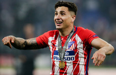 Back off! Man United target Gimenez commits future to Atletico with five-year deal