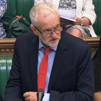 Six Labour MPs resign before Brexit vote in another turbulent day at Westminster