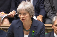 MPs erupt in laughter after Theresa May asked if Trump should negotiate Brexit