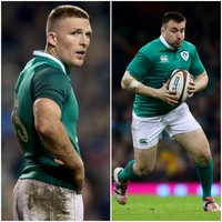 Scannell and Conway start as Schmidt rings changes for second Test