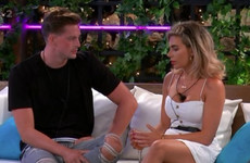 The lads' masterplan to get Alex into Megan on Love Island had everyone in stitches