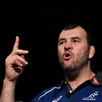 'That�s not a very nice term to use' - Michael Cheika hits back at Neil Francis