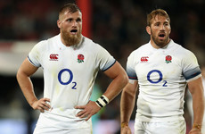 Shields in for full debut as England drop Robshaw for second Springboks Test