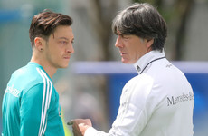 Mesut Özil dreams of beating England in the World Cup final