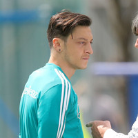 Mesut �zil dreams of beating England in the World Cup final