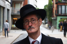 By day, John Shevlin makes hats, but once a year he transforms into James Joyce