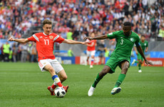 The 22-year-old attracting Premier League interest who lit up today's World Cup opener