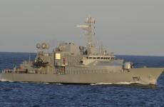 Irish Naval service detains Spanish fishing vessel
