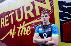 Ringrose back as the centre of attention in Ireland's defensive line
