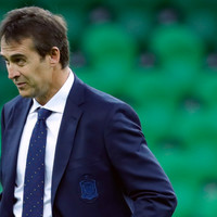 'There is nothing that justifies Julen Lopetegui not being on bench for tomorrow's game'