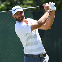 Top-ranked Johnson grabs share of US Open lead